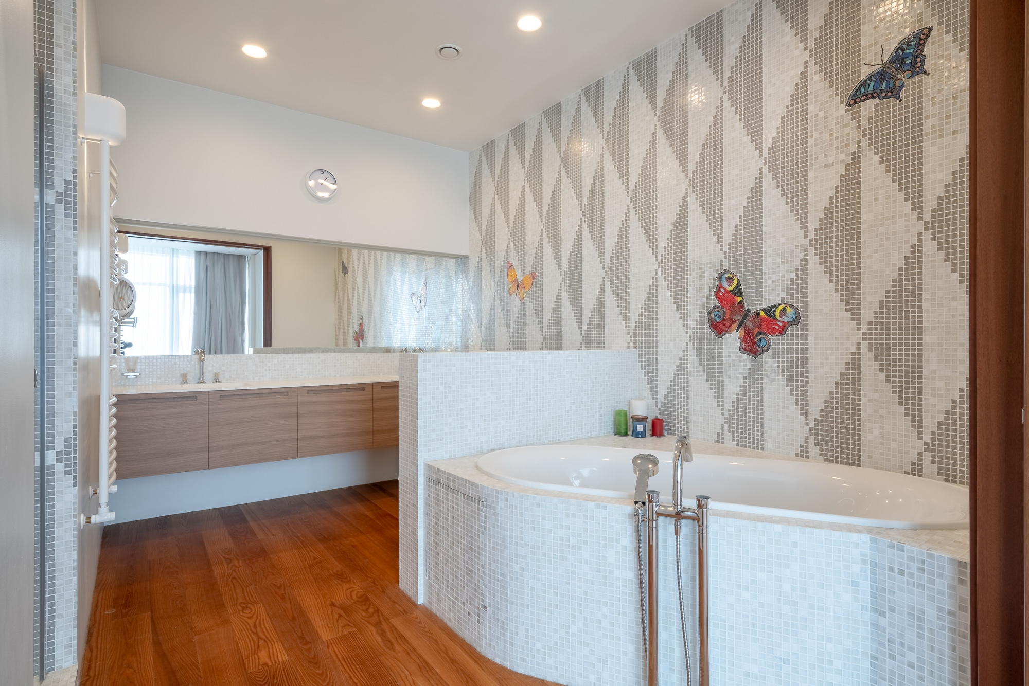 съёмка интерьеров ванной