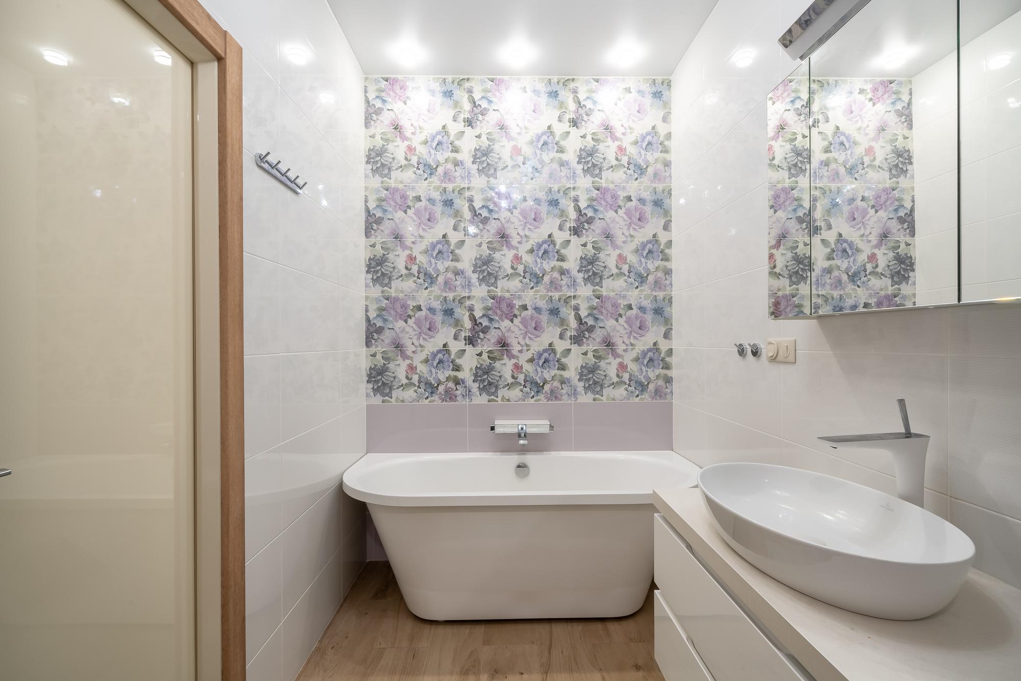 фотосъёмка интерьеров ванной